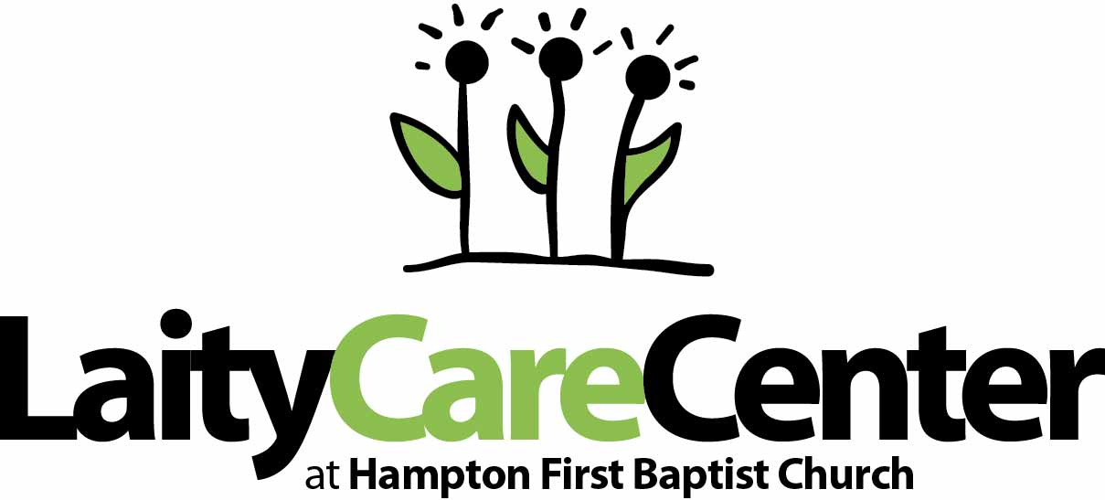 LaityCareCenter logo at Hampton FBC